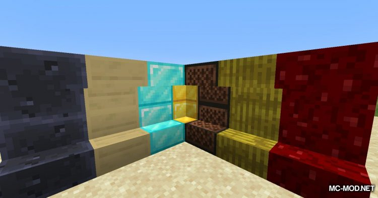 BlockplusMod mod for Minecraft (13)