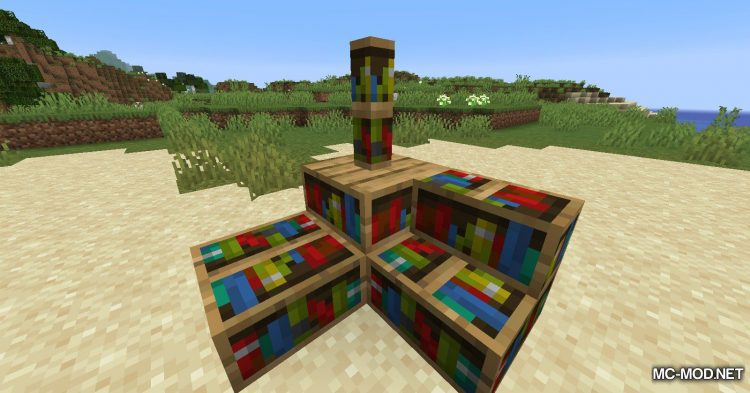 BlockplusMod mod for Minecraft (4)