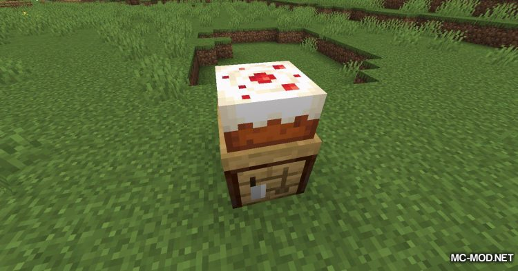 Cooking Table mod for Minecraft (8)