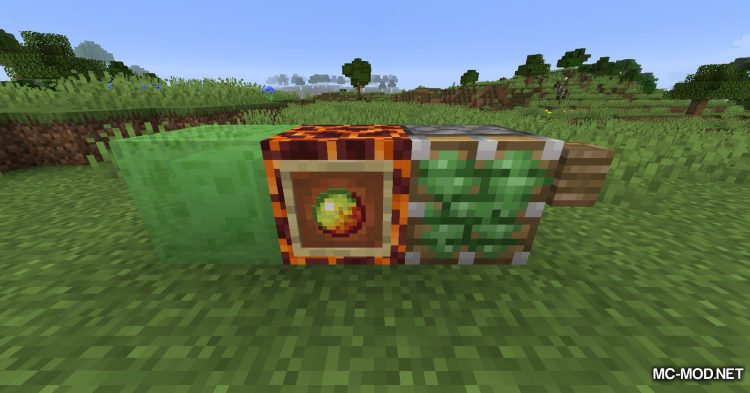 Craftable Slime Balls mod for Minecraft (12)
