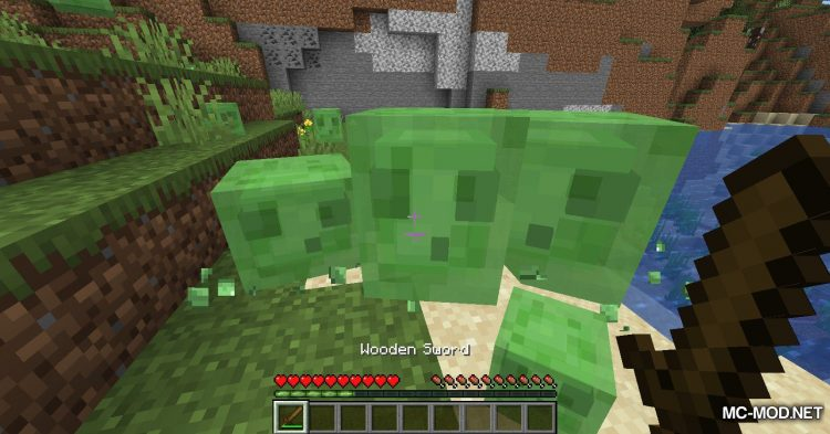Craftable Slime Balls mod for Minecraft (3)