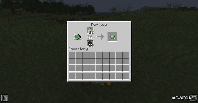 Craftable Slime Balls mod for Minecraft (9)