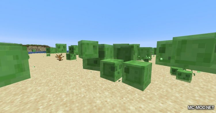 Easy Slime mod for Minecraft (11)