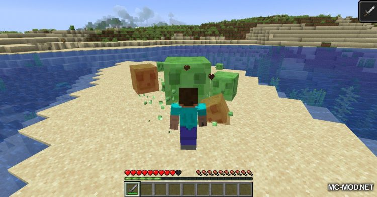 Easy Slime mod for Minecraft (3)