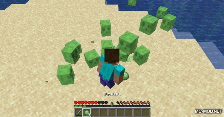 Easy Slime mod for Minecraft (4)