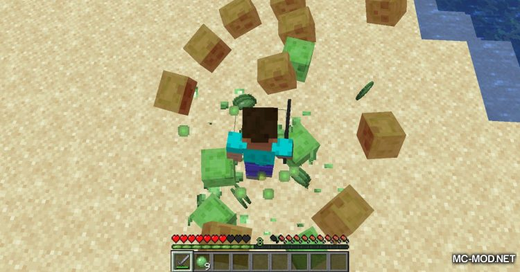 Easy Slime mod for Minecraft (5)