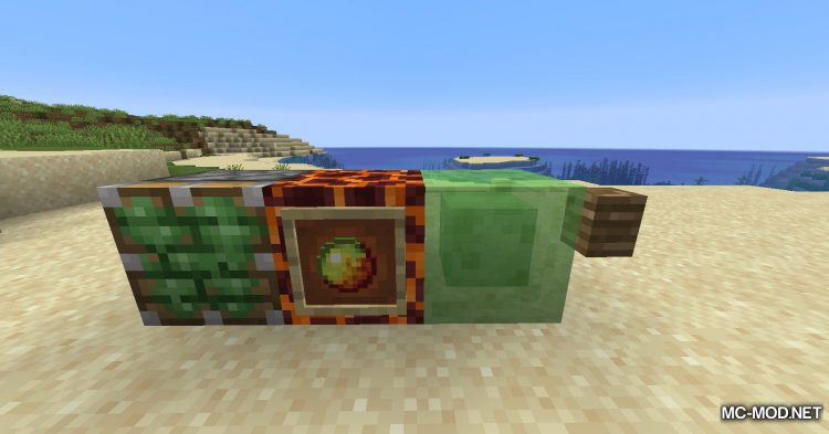 Easy Slime mod for Minecraft (8)