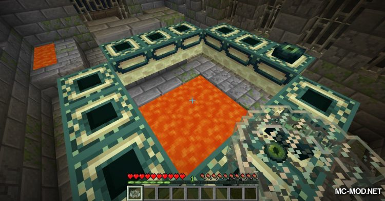 Ender Compass mod for Minecraft (12)