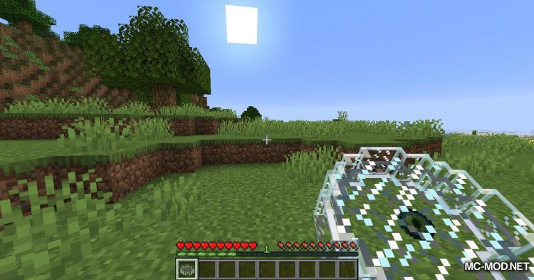 Ender Compass mod for Minecraft (9)