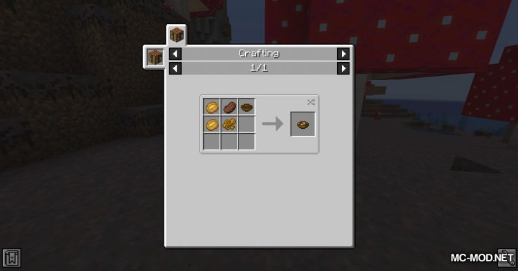 Enhanced Mushrooms mod for Minecraft (9)