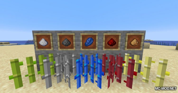 Extra Reeds mod for Minecraft (7)