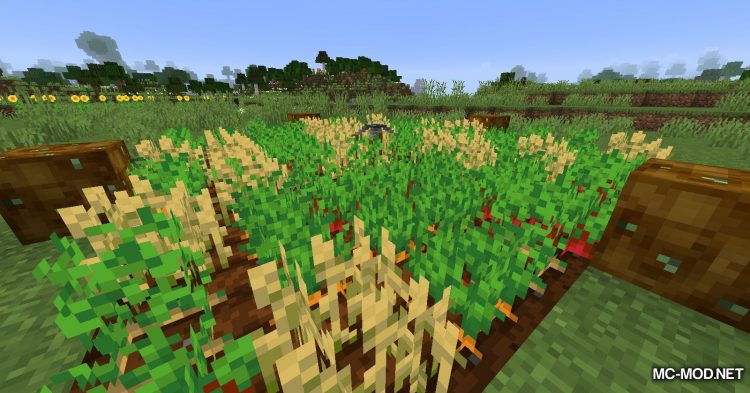 Harvest Sprites mod for Minecraft (11)