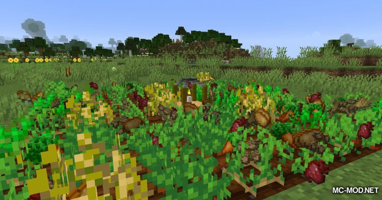 Harvest Sprites mod for Minecraft (14)