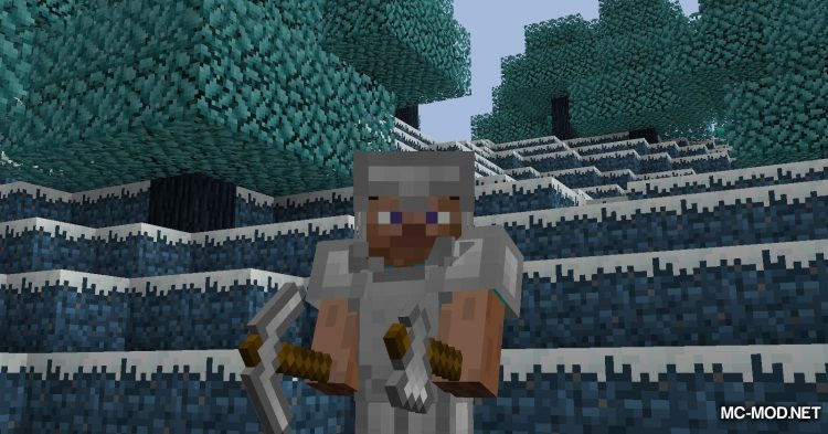 Icescape mod for Minecraft (13)