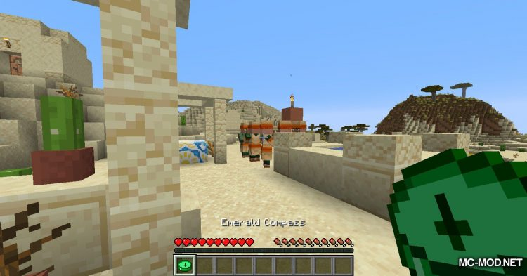 Just Another Compass Mod mod for Minecraft (9)