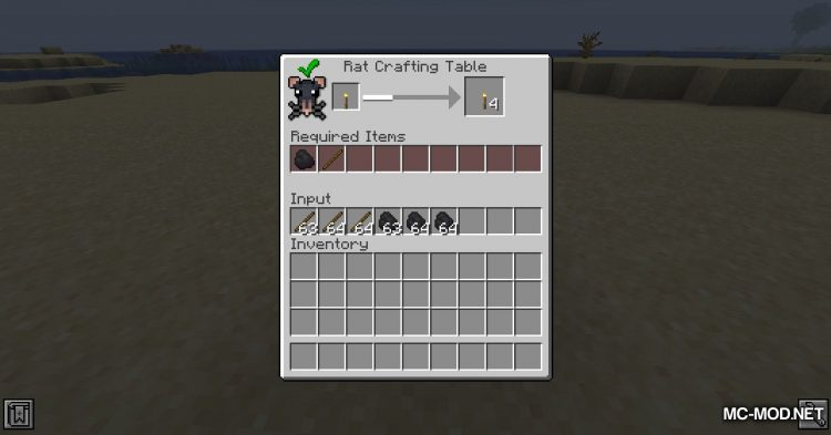 Rats mod for Minecraft (10)