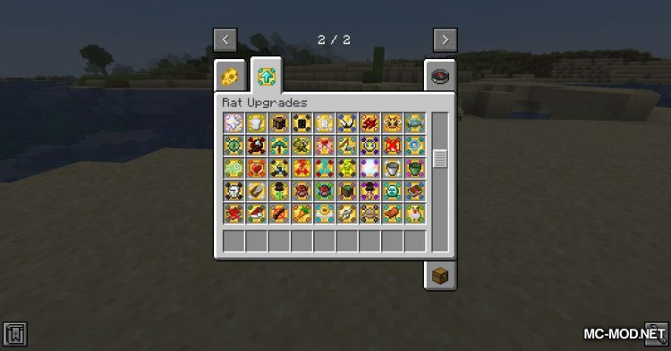 Rats mod for Minecraft (12)