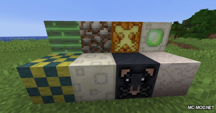 Rats mod for Minecraft (13)