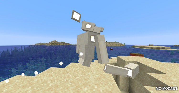 Rats mod for Minecraft (17)