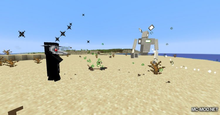 Rats mod for Minecraft (19)
