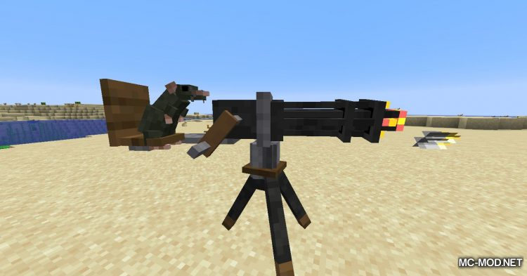 Rats mod for Minecraft (21)