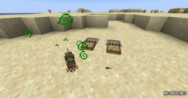 Rats mod for Minecraft (4)
