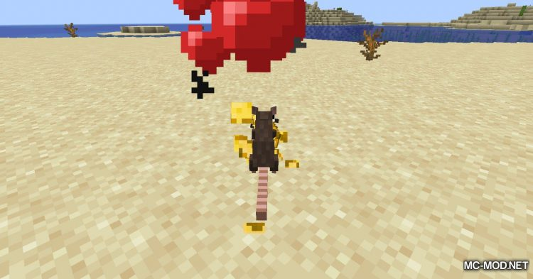 Rats mod for Minecraft (7)