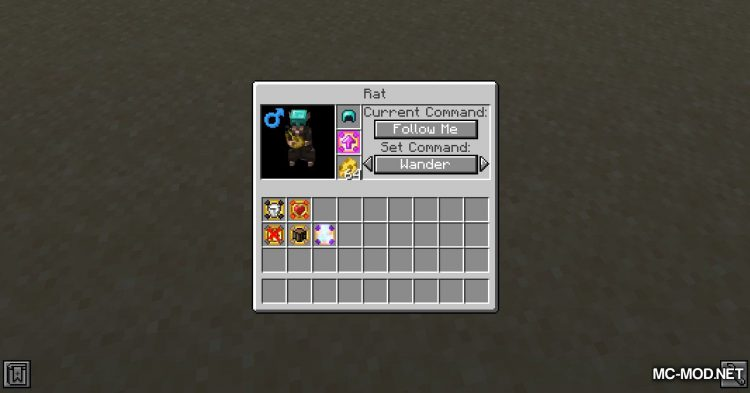 Rats mod for Minecraft (8)
