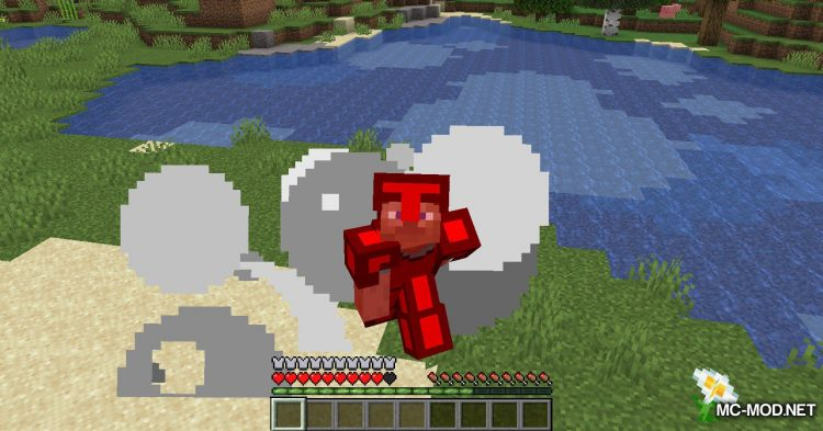 Redstone Tools mod for Minecraft (12)