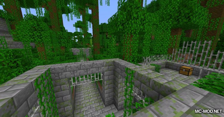 Repurposed Structures mod for Minecraft (4)