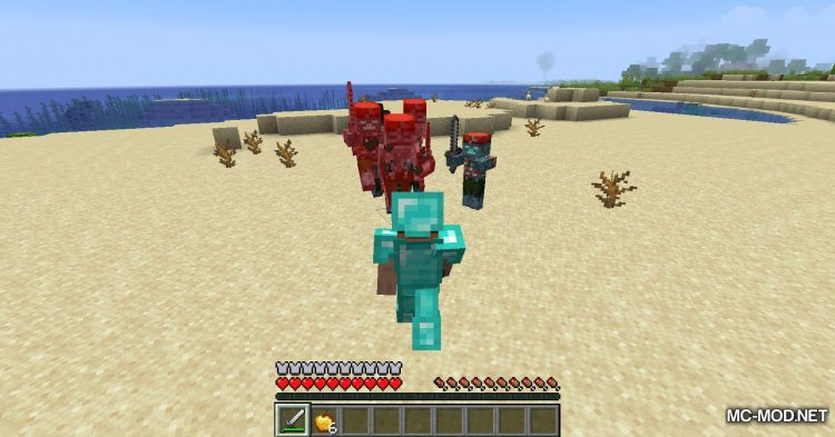 Rotten Creatures mod for Minecraft (12)