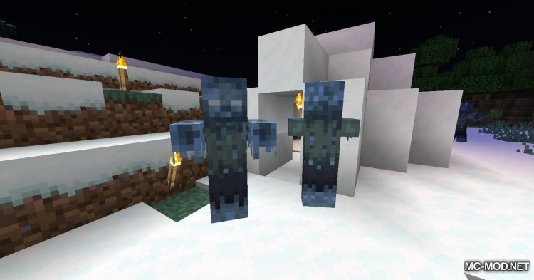 Rotten Creatures mod for Minecraft (3)