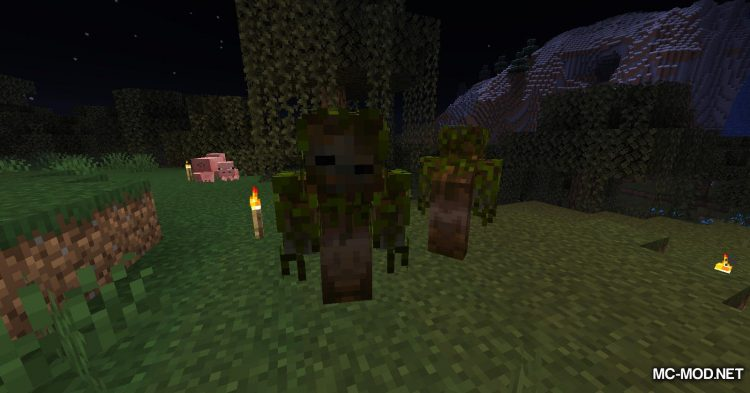 Rotten Creatures mod for Minecraft (4)