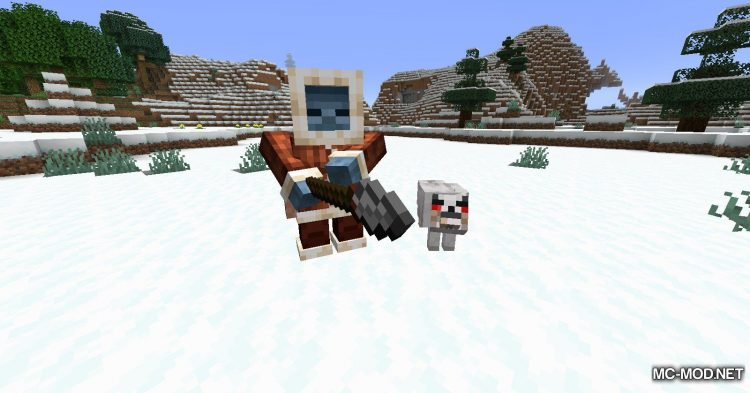 Rotten Creatures mod for Minecraft (6)