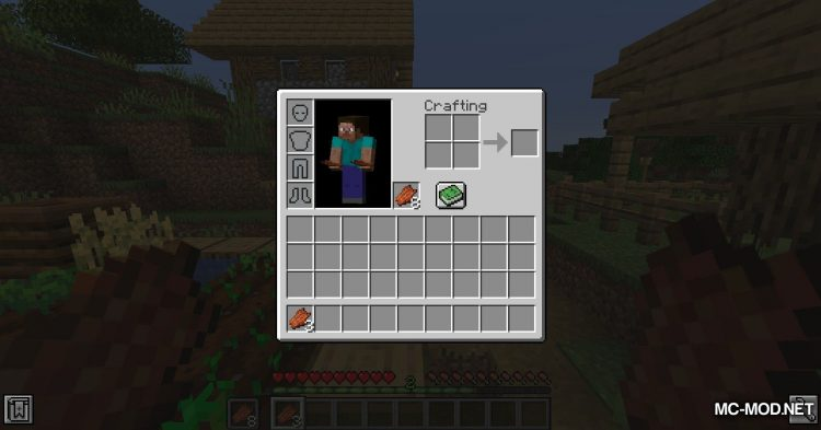 Rotten Flesh To Food mod for Minecraft (13)