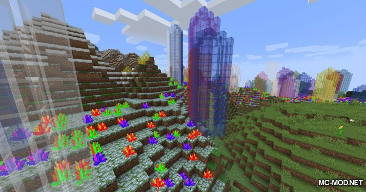 Surreal Biomes mod for Minecraft (4)
