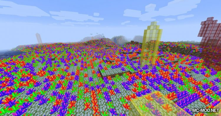 Surreal Biomes mod for Minecraft (6)
