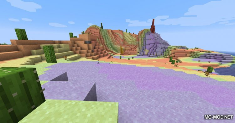 Surreal Biomes mod for Minecraft (7)