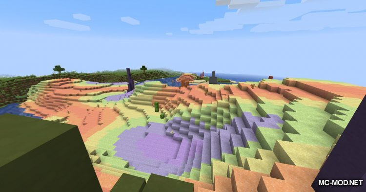 Surreal Biomes mod for Minecraft (8)