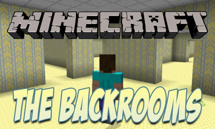 The Backrooms mod for Minecraft logo
