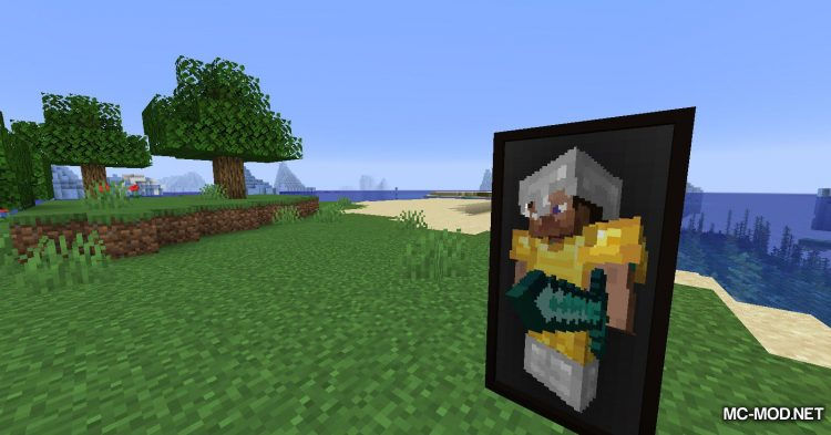The Magic Mirror mod for Minecraft (11)