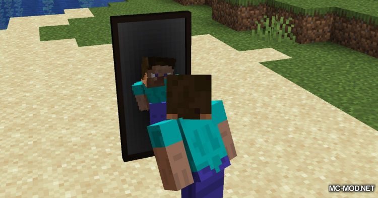 The Magic Mirror mod for Minecraft (4)