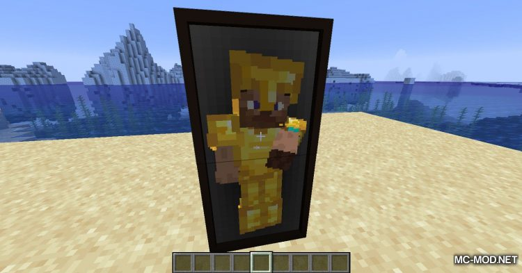 The Magic Mirror mod for Minecraft (6)