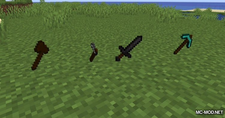 Tool Variants Mod mod for Minecraft (4)
