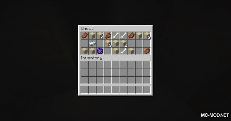 Winged mod for Minecraft (5)