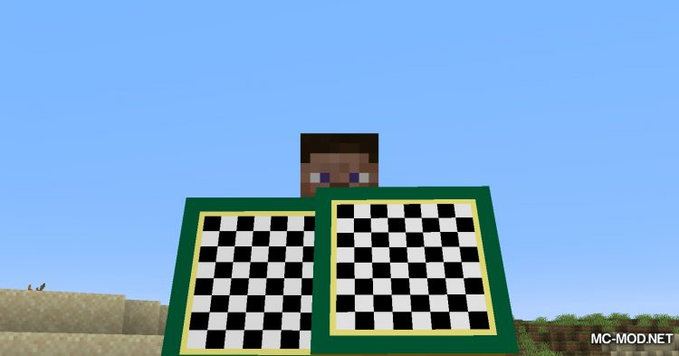 ChessMod mod for Minecraft (10)