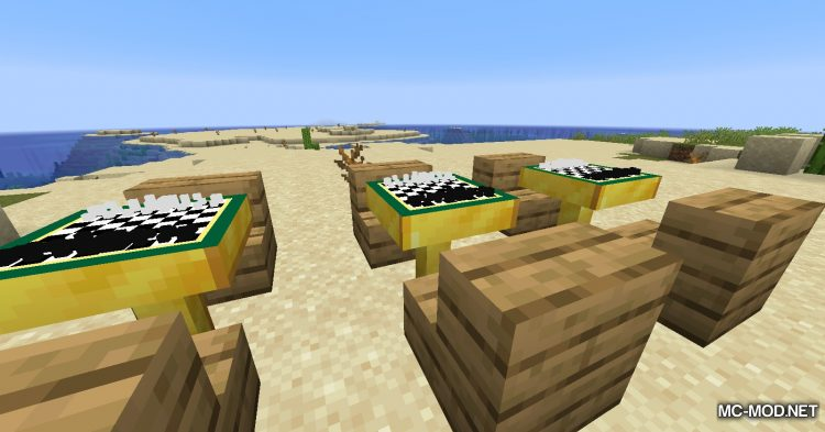 ChessMod mod for Minecraft (13)