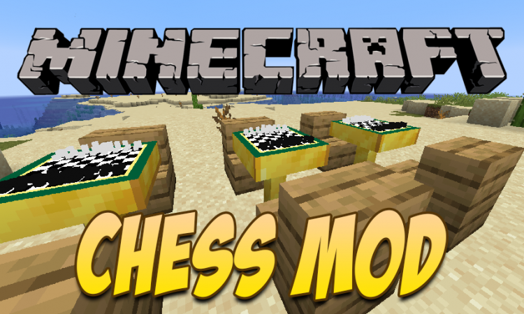 ChessMod mod for Minecraft logo