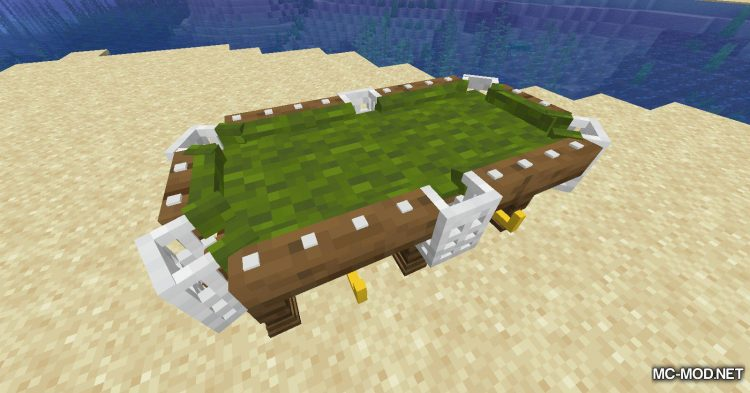 Cut mod for Minecraft (7)