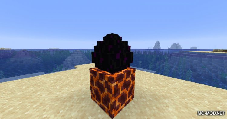 Dracomelette mod for Minecraft (5)